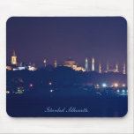 A Different Silhouette of Istanbul Mouse Pad