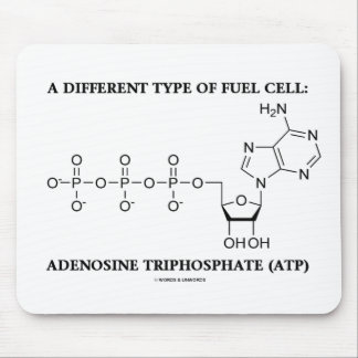 A Different Type Of Fuel Cell (ATP) Mouse Pad