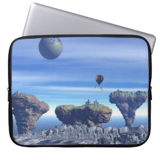 A different World Surreal  Laptop Case Laptop Computer Sleeve