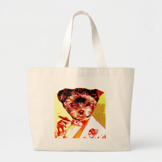 a differnt dog person bag