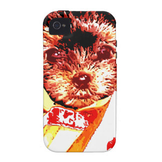 a differnt dog person vibe iPhone 4 cover