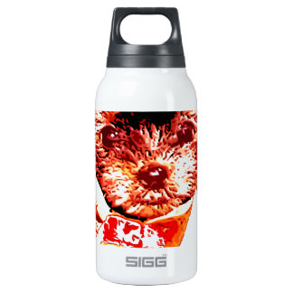 a differnt dog person insulated water bottle