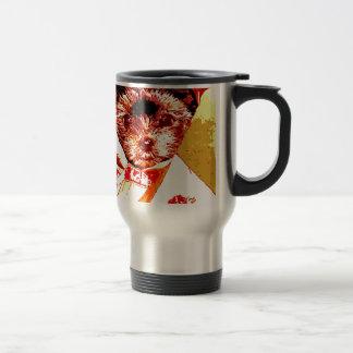 a differnt dog person travel mug