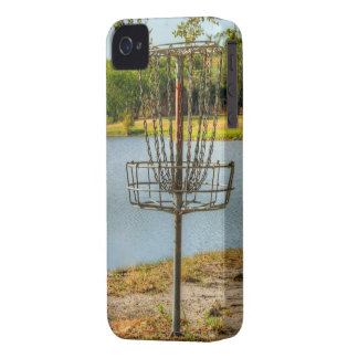 A Disc Golfer's View iPhone 4 Cover