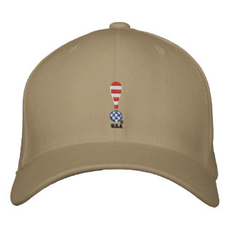 A Display of Unity Embroidered Hat