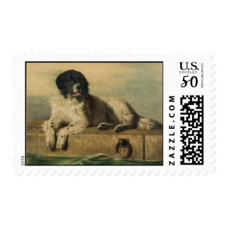 A Distinguished Member of the Humane Society Postage