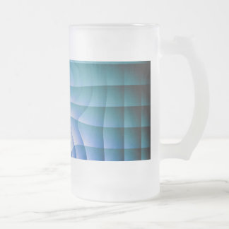 A Disturbance in the Force Frosted Glass Beer Mug