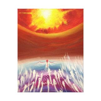 A Divine Journey Canvas Print