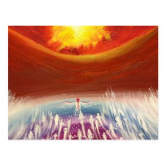 A Divine Journey Postcard