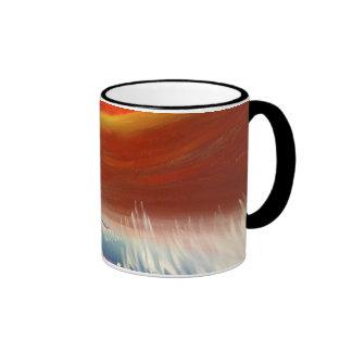 A Divine Journey Ringer Mug
