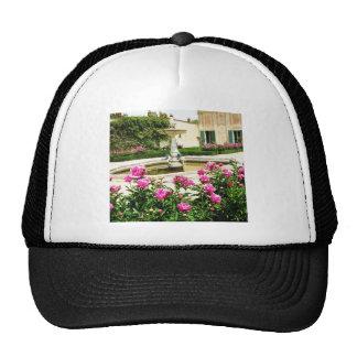 A Divine Rose Garden Picture Trucker Hat