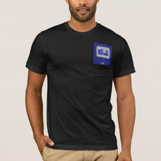 a dj logo T-Shirt