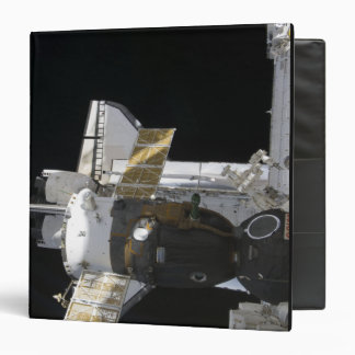 A docked Soyuz spacecraft Binder