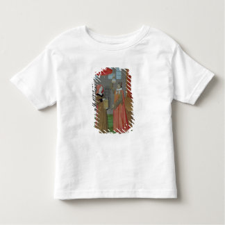 A doctor examining St. Elizabeth's urine Toddler T-shirt