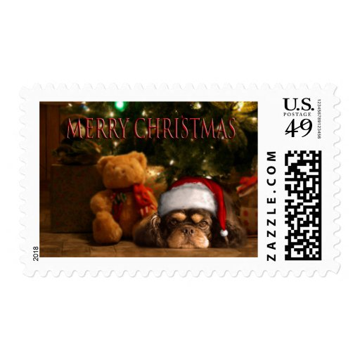 A Dog Is For Life Not Just For Christmas Postage