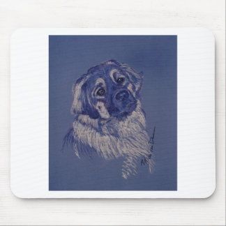 A Dog Understands (TM) Mouse Pad