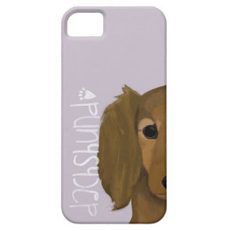 A Dogs Life - Dachshund iPhone SE/5/5s Case