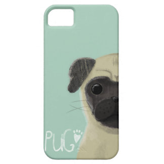 A Dogs Life - Pug iPhone SE/5/5s Case