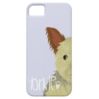 A Dogs Life - Yorkie (Short Haired) iPhone SE/5/5s Case