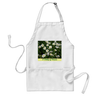 A Dollop of Daisies Adult Apron