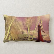 A Doll's Dream Lumbar Pillow