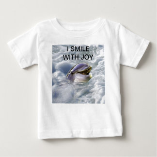 A dolphins best smile baby T-Shirt