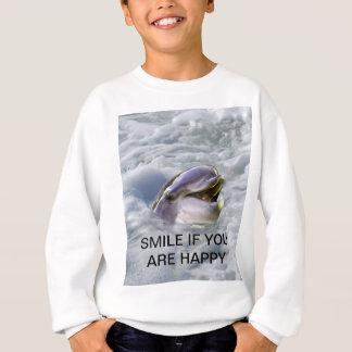 A dolphins best smile sweatshirt
