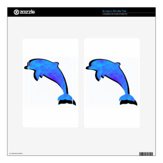 A Dolphins Tale Kindle Fire Skin