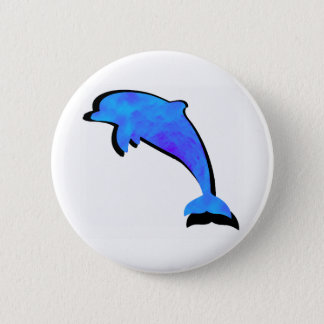 A Dolphins Tale Pinback Button