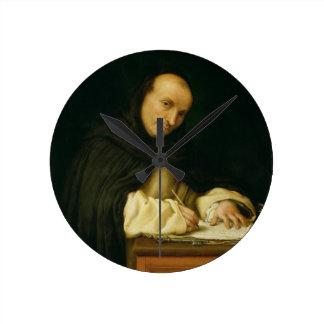 A Dominican Steward, 1526 Round Clock