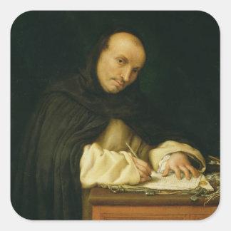 A Dominican Steward, 1526 Square Sticker