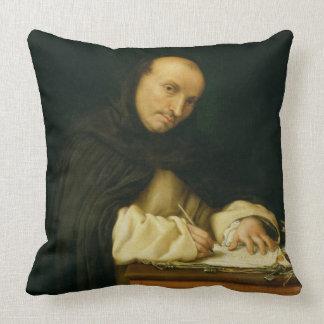 A Dominican Steward, 1526 Throw Pillow