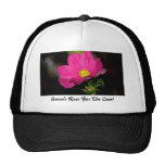 A Donation To The Susan Komen Cancer Fund Mesh Hats