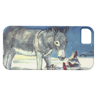 A Donkey For Christmas Phone Cover iPhone 5 Case