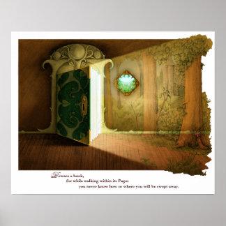 A Door To . . . Poster