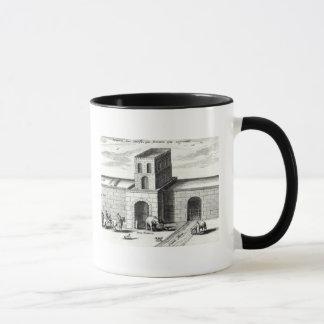 A Doorway in the Great Wall Mug