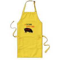 A Dork and His Pork Apron