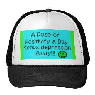 A dose of positivity a day... trucker hat