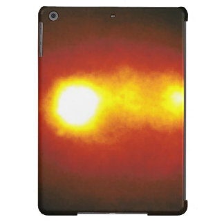 A Double Nucleus in Active Galaxy Markarian 315 iPad Air Covers