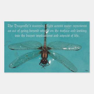 A Dragonflies Life 1 Sticker