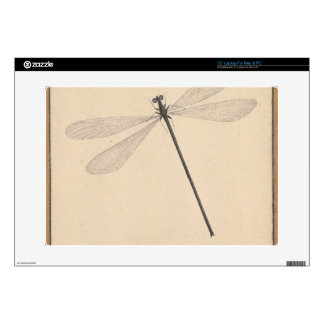 A Dragonfly, by Nicolaas Struyk, early 18th–mid 18 Skin For Laptop