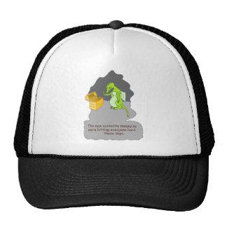 A Dragons Austerity Trucker Hat