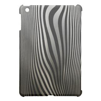 A dramatic classy abstract design. iPad mini covers