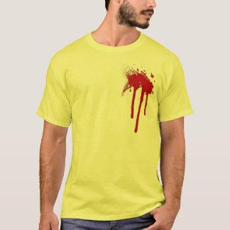 A dream Asleep Blood Shot Shirt