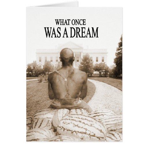 A Dream Card