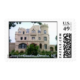 A dream castle stamps