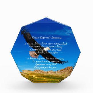 A Dream Deferred - Emerging Acrylic Award