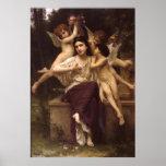 A Dream of Spring (Rêve de printemps) (1901) Poster