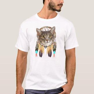 A Dreamcatcher Kitty T-Shirt