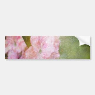 A Dreamy Pink Azalea Bumper Sticker